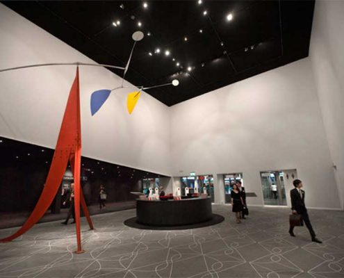 Alexander Calder, Janey Waney. Photo Credit: New York Times