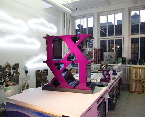 Ultra Violet, IXXI. Photo Credit: Berlin Art Link