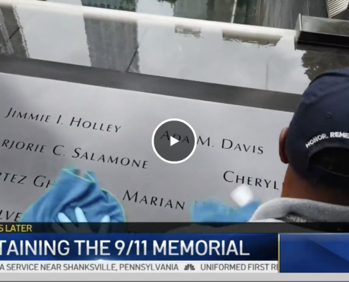 911 Memorial Caretakers News 4 New York